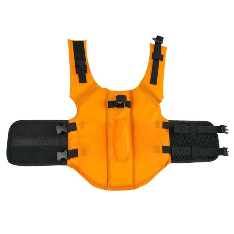 funny dog life jacket
