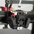 Upgrade MK8 Extruder Kopf J-kopf Hotend 0,4mm Düse Kit 1,75mm Filament Extrusion 3D Drucker Teile für ortur4-V1 V2 3D Drucker