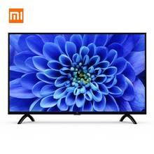 تلفاز شاومي الذكي 4s النسخة الصينية 32 بوصة 720P HD أندرويد 1 + 4GB تلفاز ذكي يدعم البلوتوث التحكم عن بعد الصوتي