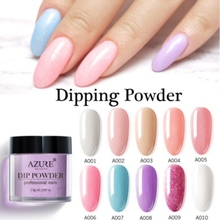 Nude Color Dipping Powder Candy Nail Glitter Acrylic DIY Art Tool