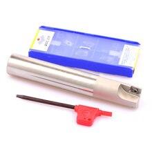 Инструменты для фрезы bap 300r с 10 шт держателем фрезерного