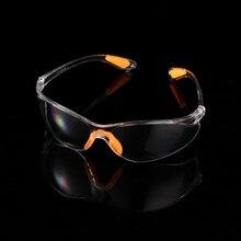 1 pçs proteção de segurança equitação óculos à prova de vento anti-choque anti respingo spit óculos de proteção para os olhos acessórios da motocicleta