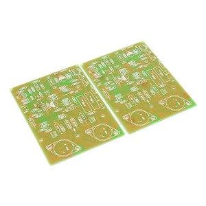 Image 3 - Ücretsiz kargo GZLOZONE çoğaltma QUAD405 altın mühür güç amplifikatörü kurulu PCB AMP (çift)