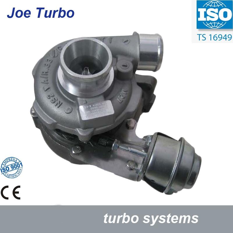 GT1544V 740611-5003S 740611 782403-5001S 28201-2A400 Turbocharger For Hyundai Getz Matrix KIA Cerato Rio 1.6L D4FB D4FA 1.5L