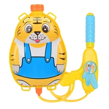 Backpack Water Immersion Shock Wave Water Sprayer Children's Toys Outdoor Water Toys Beach Nozzle Backpack Set