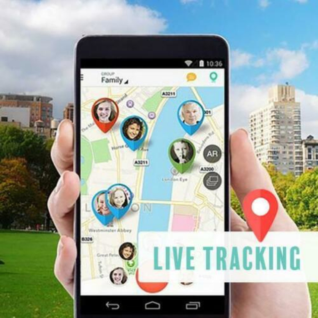 Mini GPS Tracker Waterproof Bluetooth Tracer For Pets - Dogs - Cats- Kids - Keys - Wallet - Bags & Backpacks  3