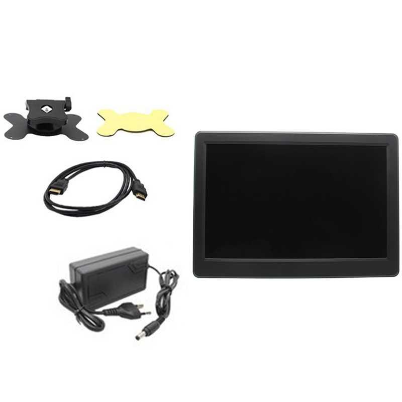 10 дюймов 2560X1600 пикселей Fhd монитор Lcd Ips широкоугольный экран для Raspberry Pi 3 Model B + (Plus)/Ps3 Ps4 Wiiu Xbox360 (Eu