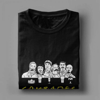 Zomer T-shirt Communistische Vrienden Mannen T-shirt Kameraden Marxisme Marx Engels Lenin Stalin En Mao Zedong Kleding Vintage Tees 2019