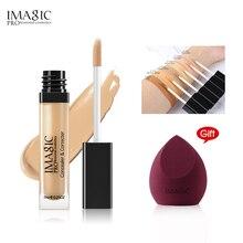 IMAGIC 6 kleuren make-up gezichtsprimer gezichtscontour vloeibare concealer foundation oog