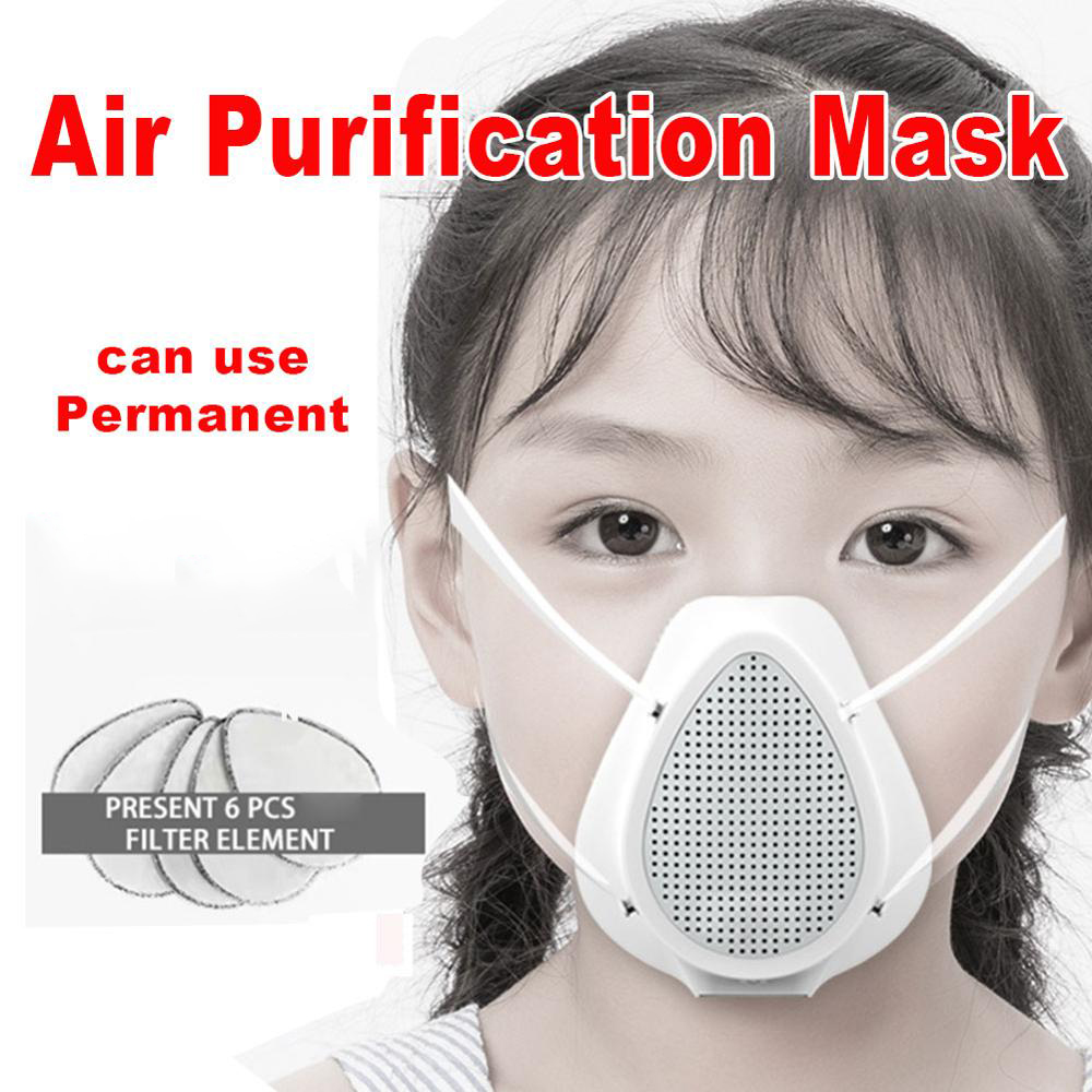 Electric-Masks-Sports-Riding-Protective-Masks-Electric-Filter-Masks-Unisex-Air-Purifier-Respirator-Dust-Masks-Dropshipping