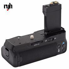 BG-E8 Aperto Da Bateria Vertical para o Canon 550D 600D 650D 700D T5i T4i T3i T2i Como MK-550D