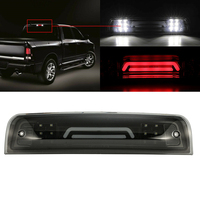 Replacement For 2009 2017 Dodge Ram 1500 2500 3500 Rear 3rd Tail Brake LED Light Cargo Lamp 55372082AE 55372082AF