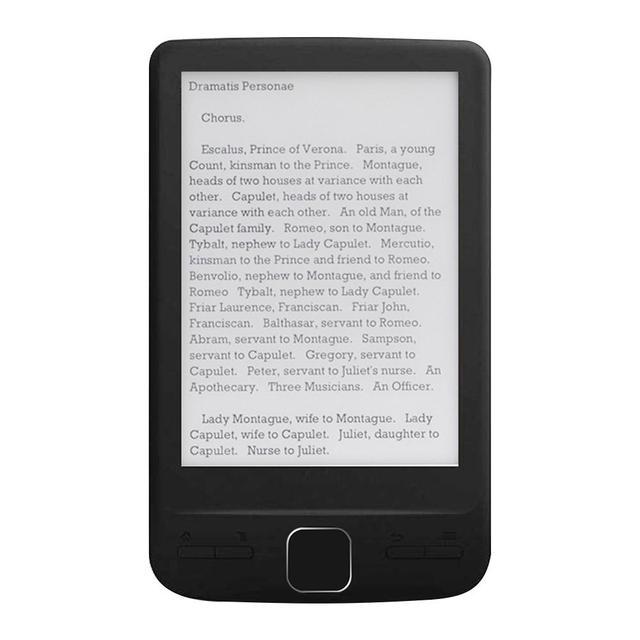 BK4304 4.3 inch OED Eink Screen Digital Smart Ebook Reader Children Reading Review Electronic Book Portable Smart E book Reader