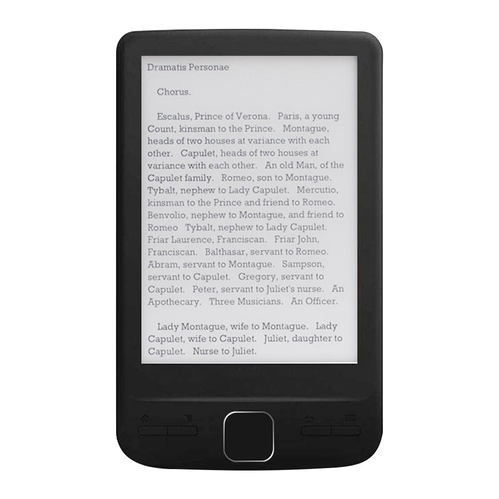 BK4304 4.3 inch OED Eink Screen Digital Smart Ebook Reader Children Reading Review Electronic Book Portable Smart E-book Reader