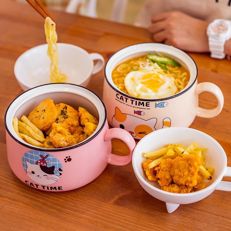 Japanese Instant Noodles Bowl  2