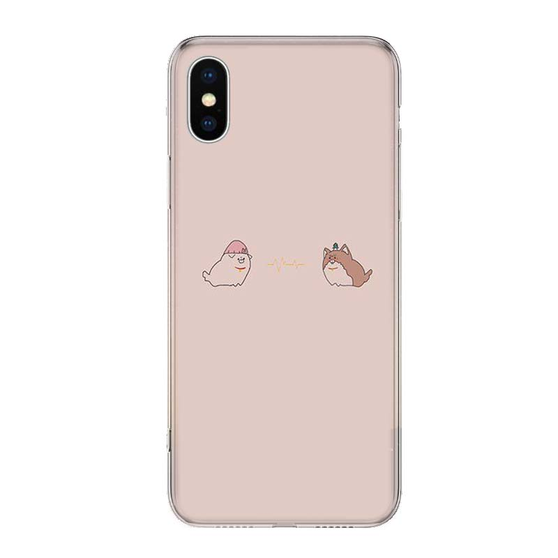 Cartoon Cute Wallpaper For Apple Iphone 7 8 Plus 11 Pro 10 X Xs Xr