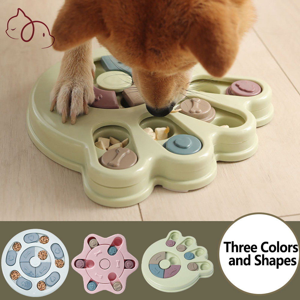 Feeding Dog Toys for Large Dogs Toys Interactive Dog Toys for Small Dogs Education Dog Toy for Puppy Dog Accessories for Dog Cat