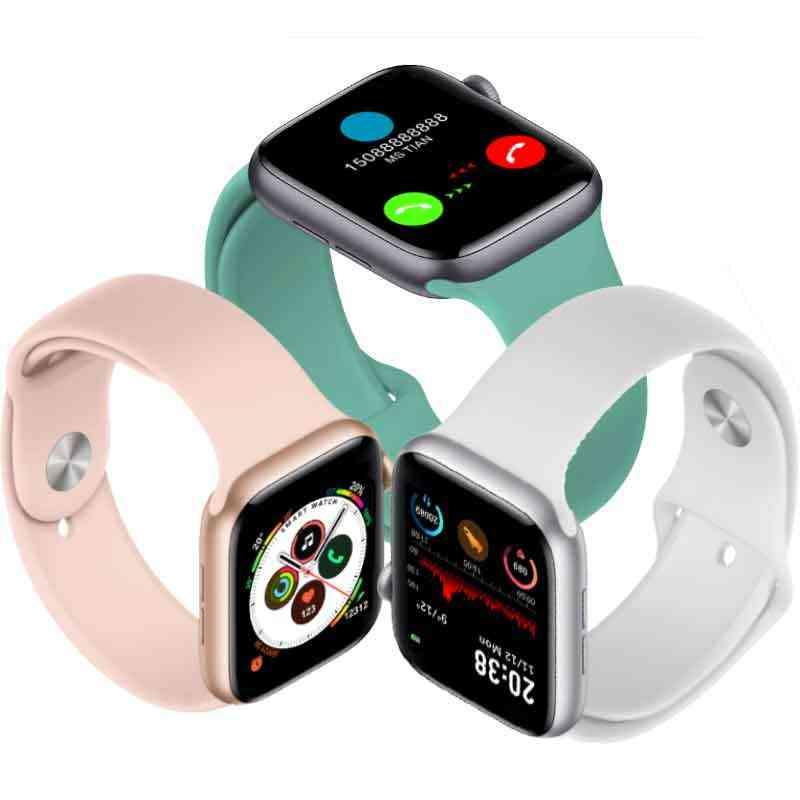2020 Top Smartwatch Series 5 IWO13 T500 Bluetooth Call 44mm Smart Watch Heart Rate Monitor Blood