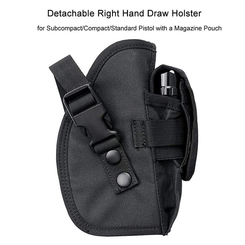 GRIZZLY Security Tactical Vest - Law Enforcement & Survival