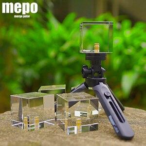 Image 5 - Crystal Lens Filter w/ Tripod Hand Grip For DSLR SLR Camera Monopod Photography LED Light Stand Holder Smartphone Live Tripods