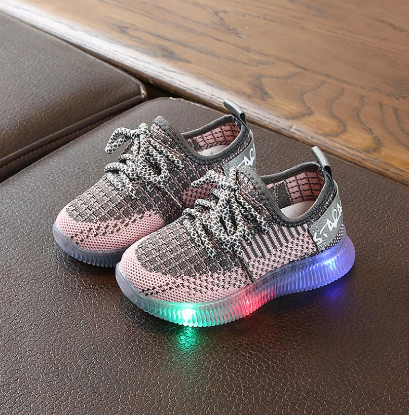 LED Casual Sport Sneaker 1