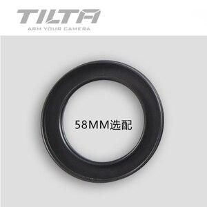 Image 5 - Instock Tilta objektiv ring für Mini Matte Box DSLR spiegellose stil kameras Tilta objektiv ring zubehör