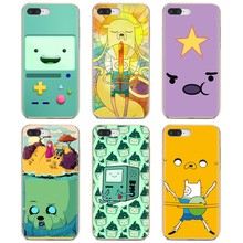 For Samsung Galaxy J1 J2 J3 J4 J5 J6 J7 J8 Plus 2018 Prime 2015 2016 2017 EUR Funny Beemo Adventure Time Cartoon Soft Case(China)