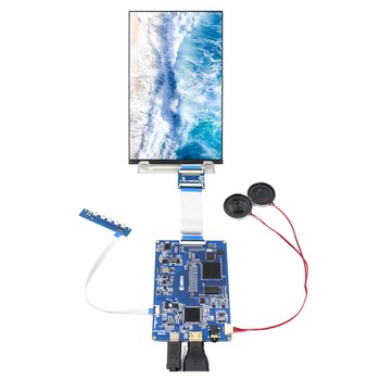 7 inch 1200X1920 LCD Screen 7 inch display HX7002A  with HDMI LCD Controller Board 5 640x480 lcd screen 5inch zj050na 08c replacement at050tn22 work with hdmi controller board vs ty2660h v1