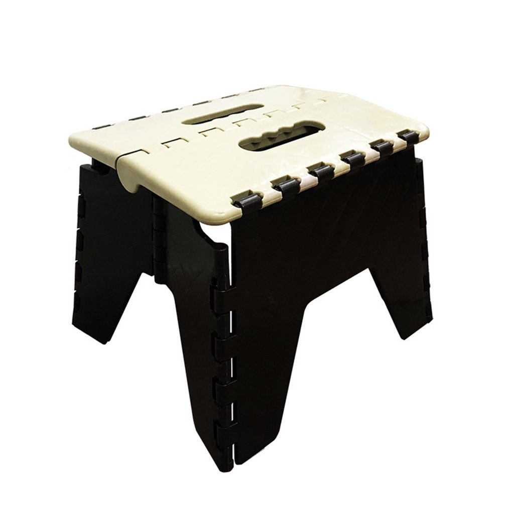 Thickened Folding Stool Portable Bench Outdoor Small Bench Home Adult Children Simple Bus Train Bench