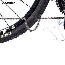 Резак велосипедной цепи велосипедный крючок инструмент для ремонта