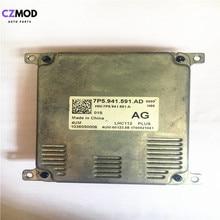цена на CZMOD Original 7P5.941.591.AD Headlight LED Control Unit Module 7P5941591AD 1036050008(Used)