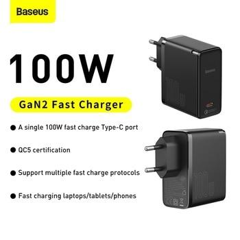 Зарядное устройство Baseus GфN 100 Вт