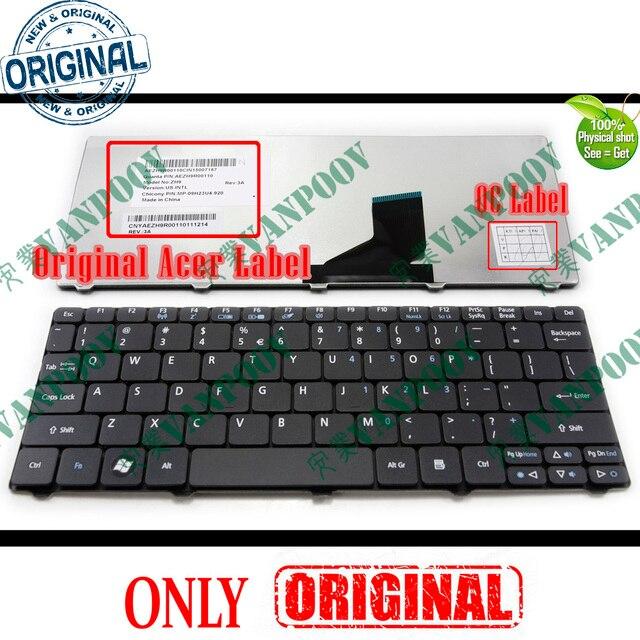 Новая клавиатура US для Acer Aspire One 521 522 533 D255 D255E D257 D260 D270 NAV70 nav01 пав70 ZH9 AO521 AO522 AO533 AOD255 AOD255E