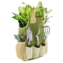 Садовая сумка для инструментов 600d Портативная из ткани Оксфорд