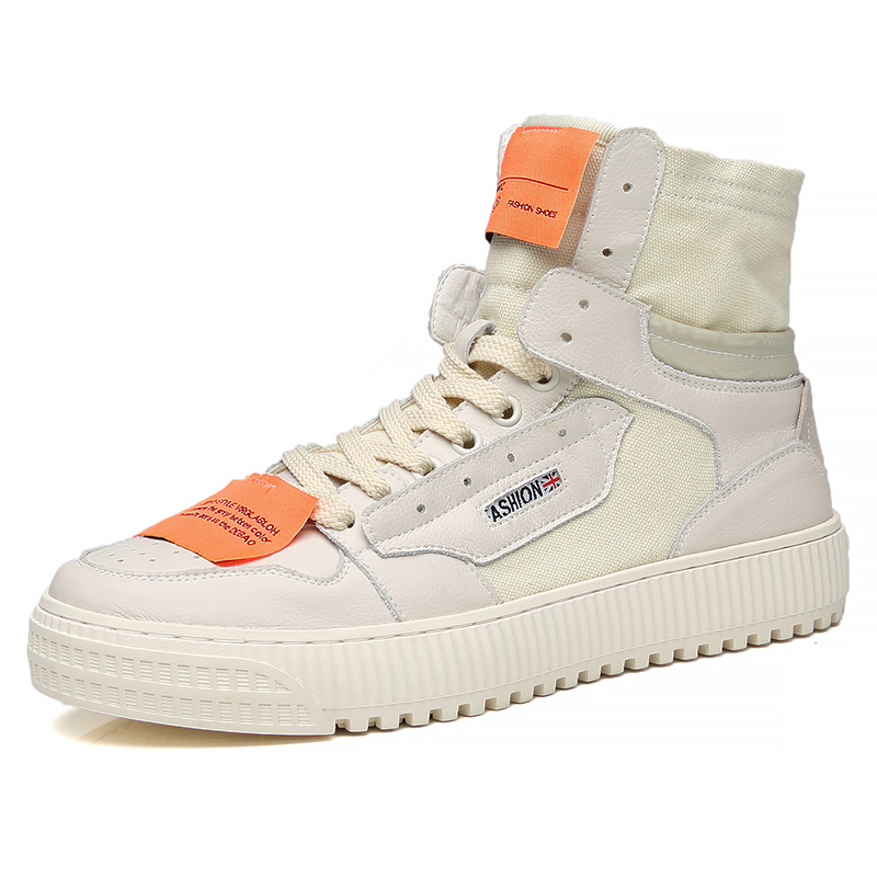 Baskets chaussures de plein air angleterre chaussures rétro hommes automne printemps nouveauté Split cuir botte décontracté Martin bottes 3 couleurs E0102
