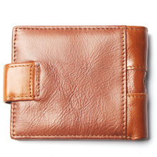 New Coin Purse Cheap Mens Geometric Embossing Style Wallet Genuine Leather Coin Purse For Men Card Holder Strong Wallet