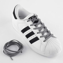 No-Tie Shoelaces Sneakers Cross-Metal-Lock Flat Universal Hiking Sports for Elastic Child