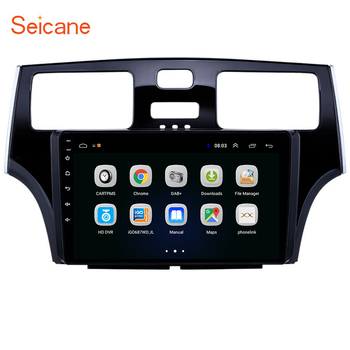 Seicane 9 Inch Car Stereo Bluetooth Wifi GPS Navigation For 2001 2002 2003 2004 2005 Lexus Android 8.1 HD 1024*600 Support 1080P