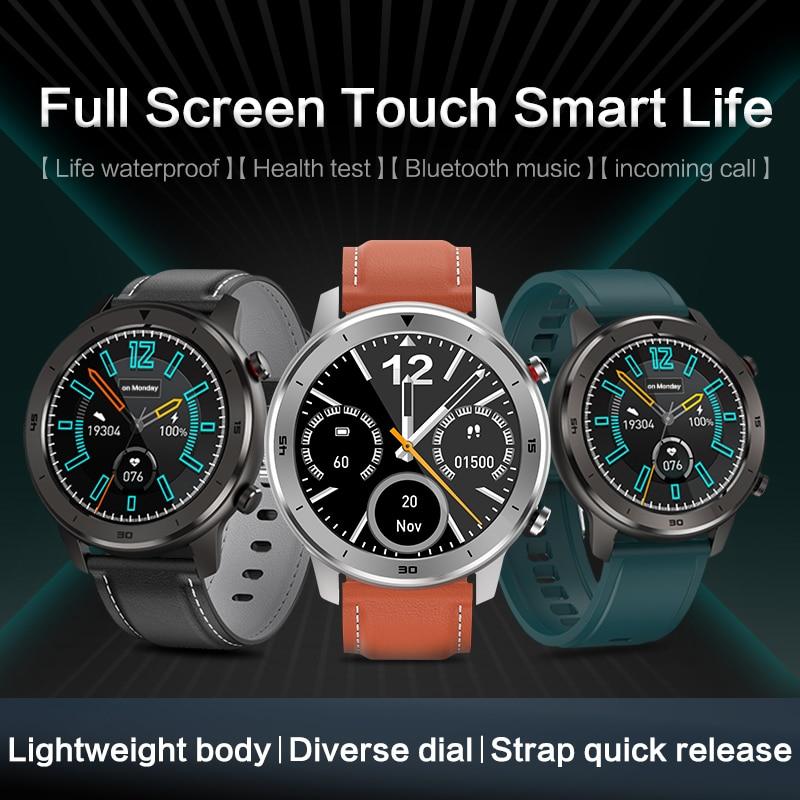 KSR914 Smart Watch Fitness Tracker Men Women Smartwatch Wearable Devices Smart Band Heart Rate Monitor ECG Detection Smart Brac()
