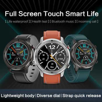 KSR914 Smart Watch Fitness Tracker uomo donna Smartwatch dispositivi indossabili Smart Band cardiofrequenzimetro rilevamento ECG Smart bol