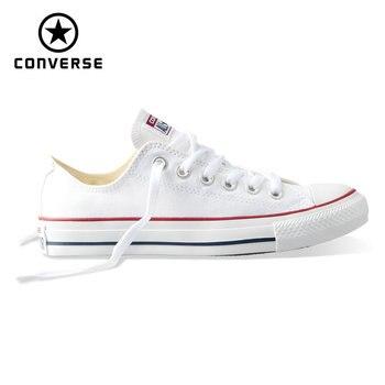 Converse Nuevo Original zapatillas de lona Canvas de Hombre Mujer Zapatillas de...
