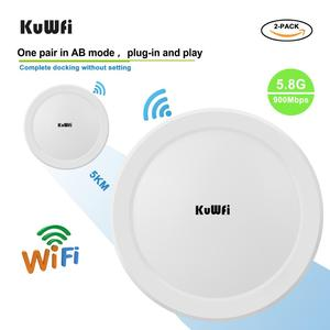 KuWFi Outdoor 900Mbps Wireless