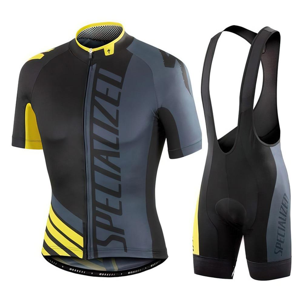 TELEYI Mens Bike Team Sportwear Cycling Jersey Bike Short Sleeve Clothing Tops