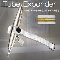Hand Rohr Expander Klimaanlage Kälte Kupfer Rohr Werkzeug Rohr Expander Power Tools-in Hydraulikwerkzeuge aus Werkzeug bei