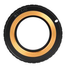 Elektronische Chip Genauigkeit Flexible Schnell Umfassende 3 AF Bestätigen M42 Objektiv EOS Einstellbare Kamera Mount Adapter