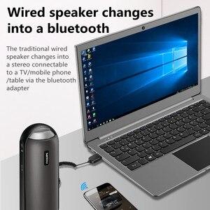 Image 5 - بلوتوث استقبال 5.0 سيارة بلوتوث استقبال الصوت USB 3.5 مللي متر AUX جاك ستيريو Hifi سيارة الارسال المتكلم السيارات اللاسلكية محول