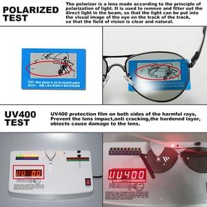 Image 4 - CoolPandas lunettes de soleil polarisées pour la conduite, pilote, verres photochromiques HD, décoloration de laviation, pour hommes et femmes