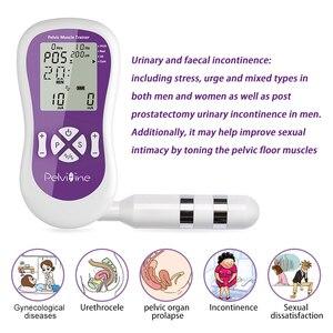 Image 3 - ZEHN FDA zustimmung Kegel Trainer beckenboden muskel inkontinenz Vaginale kompakte stimulator muscle Massage FRAUEN