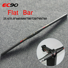 Bicycle-Accessories Handlebars EC90 Mtb-Bar Mountain-Bike 740/760mm