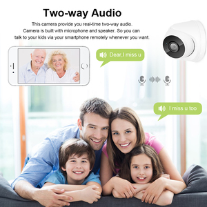 Image 2 - ANRAN Wifi Camera IP 1080P Video Surveillance Camera Indoor Home HD Two Way Audio Wireless Security Camera Onvif